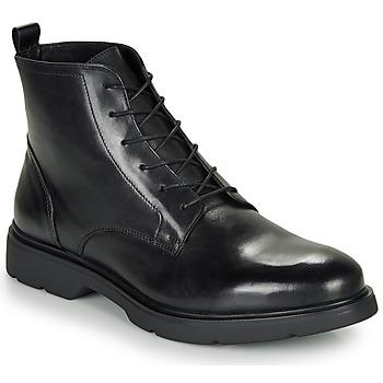 Topánky Muži Polokozačky André GEREMY Čierna
