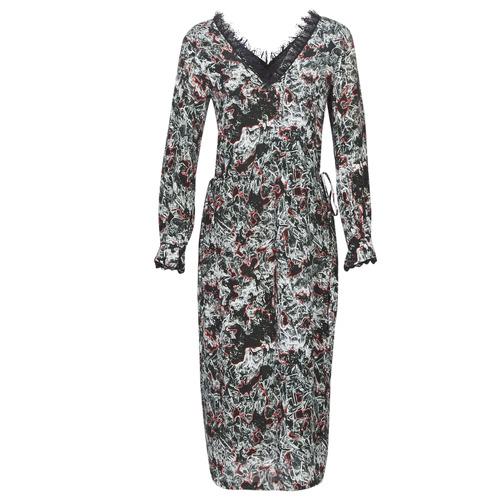 Oblečenie Ženy Dlhé šaty Heimstone LAKE Čierna / Viacfarebná