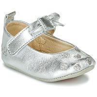 Topánky Dievčatá Papuče Catimini CORIDA Strieborná