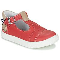 Topánky Chlapci Sandále GBB ATALE Červená