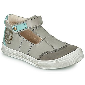 Topánky Chlapci Sandále GBB ARENI Šedá
