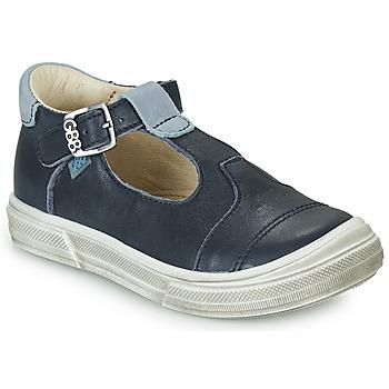 Topánky Chlapci Členkové tenisky GBB DENYS Modrá