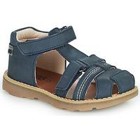 Topánky Chlapci Sandále GBB SEVILLOU Modrá