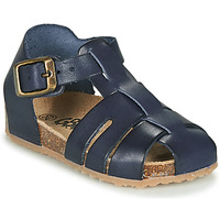Topánky Chlapci Sandále GBB FREDERICO Námornícka modrá
