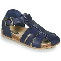 Topánky Chlapci Sandále GBB FREDERICO Modrá