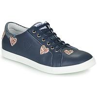 Topánky Dievčatá Nízke tenisky GBB ASTROLA Námornícka modrá