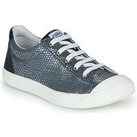 Topánky Dievčatá Nízke tenisky GBB MATIA Námornícka modrá