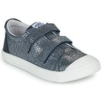Topánky Dievčatá Nízke tenisky GBB NOELLA Námornícka modrá