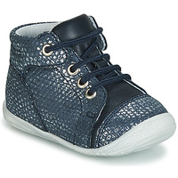 Topánky Dievčatá Členkové tenisky GBB OLSA Modrá
