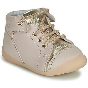 Topánky Dievčatá Členkové tenisky GBB OLSA Biela