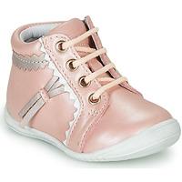 Topánky Dievčatá Členkové tenisky GBB ACINTA Ružová