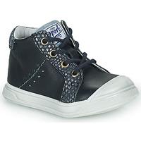 Topánky Dievčatá Členkové tenisky GBB AGAPE Modrá