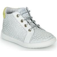 Topánky Dievčatá Členkové tenisky GBB FAMIA Strieborná
