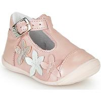 Topánky Dievčatá Balerínky a babies GBB AGATTA Ružová