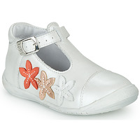 Topánky Dievčatá Balerínky a babies GBB AGATTA Biela