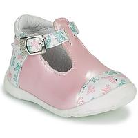 Topánky Dievčatá Balerínky a babies GBB MERTONE Ružová