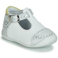 Topánky Dievčatá Balerínky a babies GBB MERTONE Biela