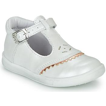 Topánky Dievčatá Balerínky a babies GBB AGENOR Biela