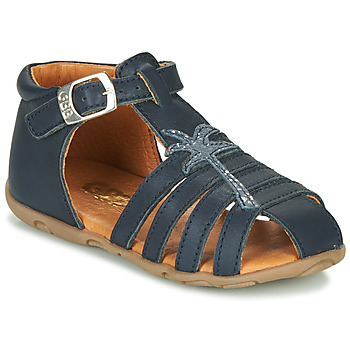 Topánky Dievčatá Sandále GBB ANAYA Námornícka modrá