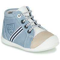 Topánky Chlapci Členkové tenisky GBB GABRI Modrá