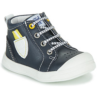 Topánky Chlapci Členkové tenisky GBB GREGOR Námornícka modrá