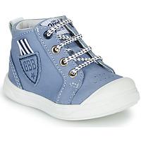 Topánky Chlapci Členkové tenisky GBB GREGOR Modrá