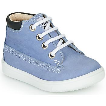 Topánky Chlapci Členkové tenisky GBB NORMAN Modrá