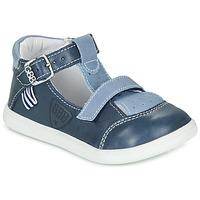 Topánky Chlapci Sandále GBB BERETO Modrá