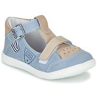 Topánky Chlapci Členkové tenisky GBB BERETO Modrá
