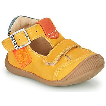 Topánky Chlapci Členkové tenisky GBB BOLINA Oranžová