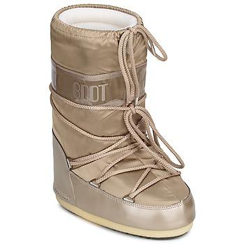 Topánky Ženy Snehule  Moon Boot MOON BOOT GLANCE Šedá platinová