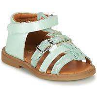 Topánky Dievčatá Sandále GBB CARETTE Zelená