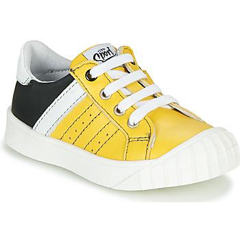 Topánky Chlapci Nízke tenisky GBB LINNO Žltá