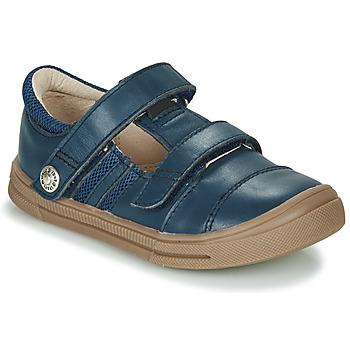 Topánky Chlapci Sandále GBB MANUK Modrá