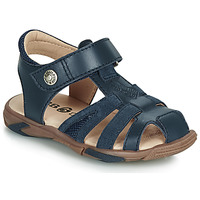 Topánky Chlapci Sandále GBB LUCA Modrá
