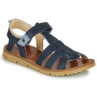 Topánky Chlapci Sandále GBB PATHE Modrá