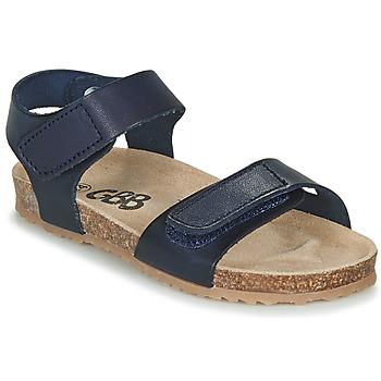 Topánky Chlapci Sandále GBB KIPILO Námornícka modrá