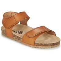Topánky Chlapci Sandále GBB KIPILO Hnedá