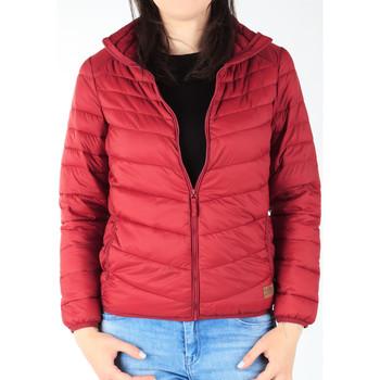 Oblečenie Ženy Vyteplené bundy Lee Light Puffer Bright Burgundy L58PSZPR burgundy