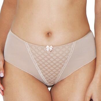 Spodná bielizeň Ženy Klasické nohavičky Curvy Kate CK6203 LATTE Béžová