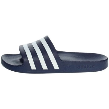 Topánky Muži športové šľapky adidas Originals Adilette Aqua Slides Tmavomodrá