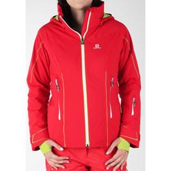 Oblečenie Ženy Vetrovky a bundy Windstopper Salomon Whitecliff GTX 374720 red