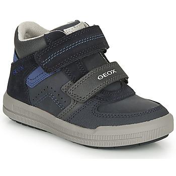 Topánky Chlapci Nízke tenisky Geox ARZACH M Námornícka modrá