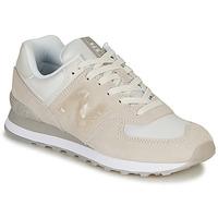 Topánky Ženy Nízke tenisky New Balance WL574WNT Béžová