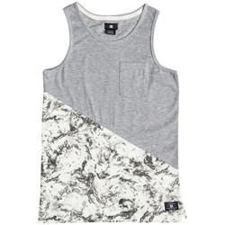 Oblečenie Deti Tielka a tričká bez rukávov DC Shoes Bloomingtonb b Biela