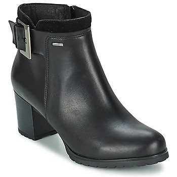 Topánky Ženy Čižmičky Geox LISE čierna