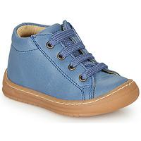 Topánky Chlapci Členkové tenisky GBB HIPOTE Modrá