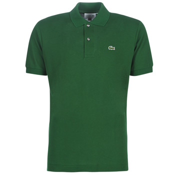 Oblečenie Muži Polokošele s krátkym rukávom Lacoste POLO L12 12 REGULAR Zelená