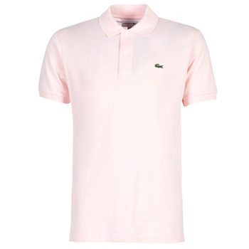 Oblečenie Muži Polokošele s krátkym rukávom Lacoste POLO L12 12 REGULAR Ružová