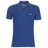 Oblečenie Muži Polokošele s krátkym rukávom Lacoste PH4012 SLIM Námornícka modrá